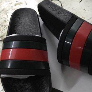 MEN Web slide sandal